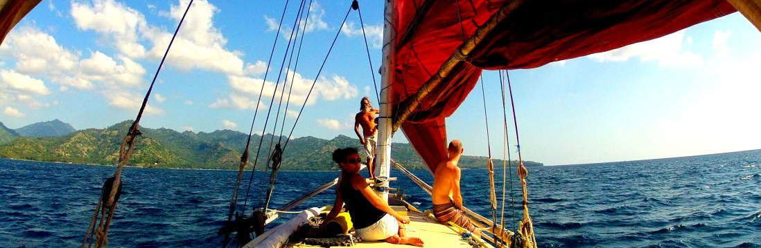Getting to The Gili Islands